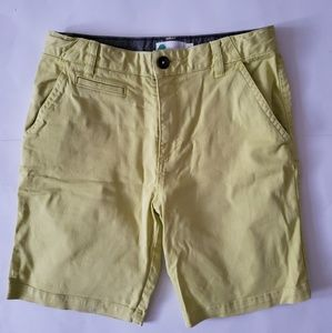 Yellow short from Boden- size 11